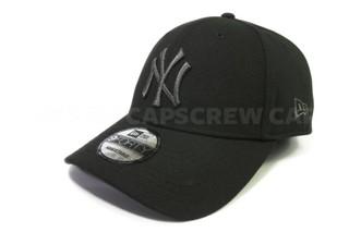 【ScrewCap】MLB 紐約 洋基 NY 黑 9Forty 限量 彎帽 老帽 鴨舌帽