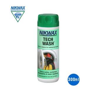丹大戶外【Nikwax】防水布料衣物清洗劑 181《300ml》 / Tech Wash / 專業機能性GORE TEX