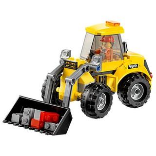 [全新拆賣]LEGO 60076 推土機 2號說明書 (未拆袋) 樂高 城市系列 CITY