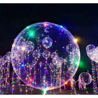 七彩霓虹告白氣球