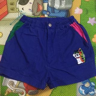 二手專櫃童裝 ivy house 常春藤童裝 Bobdog 藍色短褲