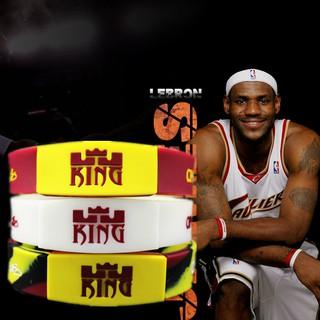 【加厚雙面變換 】NBA 明星 MVP限量版 運動手環 庫里Curry 詹姆士LBJ 杜蘭特KD 夜光 迷彩手環