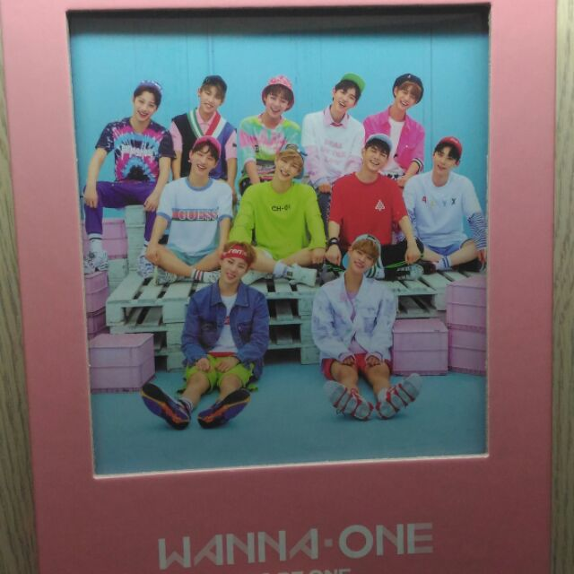 Wanna One To Be One 韓壓 臺壓 空專  無損