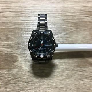 SEIKO 光動能手錶 女用錶 黑