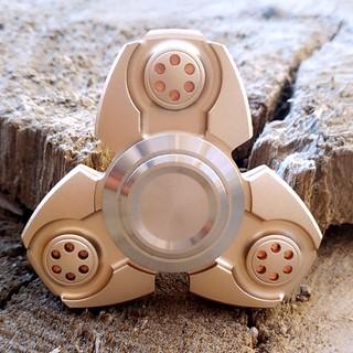【特工版-金】美國EDC Hand Spinner T指尖陀螺 指尖螺旋 Fidget Toy 手指陀螺