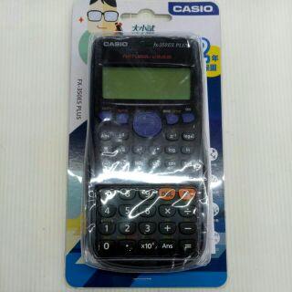 (彰化館)88-(FX-350ES PLUS)-CASIO計算機  一台689元