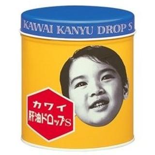 日本原裝進口 康喜健鈣 日本KAWAI 河合魚肝油軟糖300粒裝