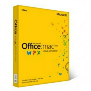 Office Mac 2011 家用版
