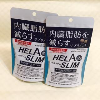 花漾好速纖HELASLIM 日本