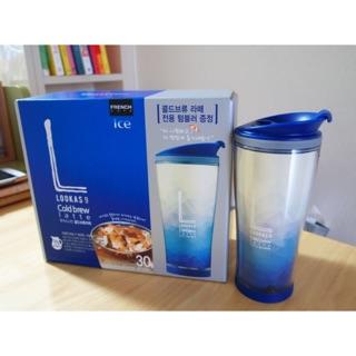 【Lookas9】Cold Brew  冰拿鐵咖啡  (低卡 脫脂 無糖)