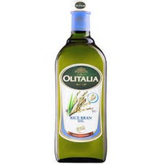 1公升。3瓶超取!Olitalia 奧利塔玄米油  手工皂 葵花油 葡萄籽油