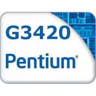 Intel G3420 CPU 裸U 4代