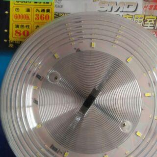 12v專用LED室內燈  室內LED燈 圓形