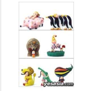 幾米迷你限量收藏品Jimmy Mini Figure-Series1人偶組