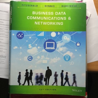 business data communications & networking 12