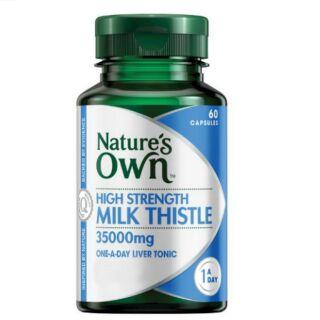 澳洲 Nature's own  Milk Thistle奶薊草(高單位35000)