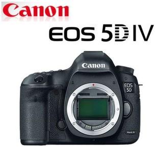 公司貨 Canon EOS 5D Mark IV 單機身 全幅 全新 5D4 5DIV 4K 完整盒裝 含保卡