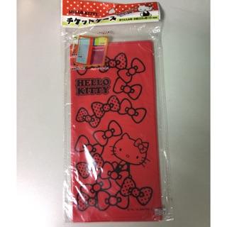 Hello Kitty護照資料夾