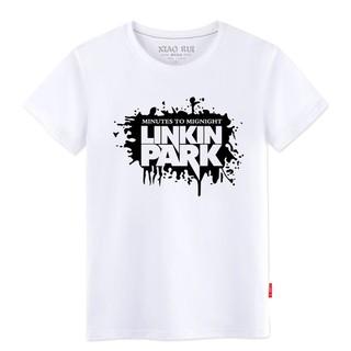 聯合公園 LINKINPARK 短袖T恤 100%純棉 衣服