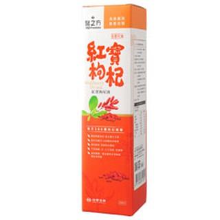 【台塑生醫】紅寶枸杞液食品250ml