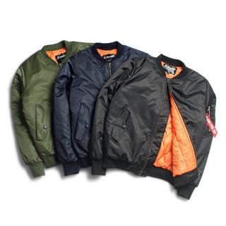厚舖棉款MA-1飛行外套熱賣款共8色