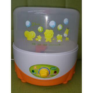 小獅王 烘乾式奶瓶蒸氣消毒鍋