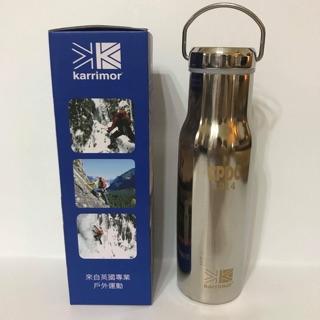 Karrimor 英國品牌 真空保溫瓶 不銹鋼保溫瓶 316材質 500ml