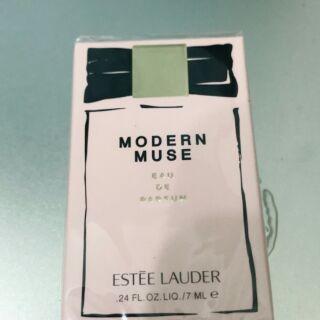 全新未拆封ESTEE LAUDER 雅詩蘭黛Modern Muse 繆思香水 7ml 全新專櫃精巧版