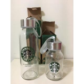 Starbucks 玻璃隨身瓶
