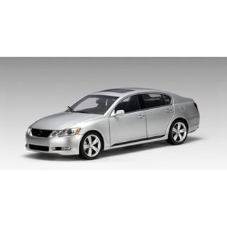 [AUTOart汽車模型] 1:18 Lexus GS430 Silver