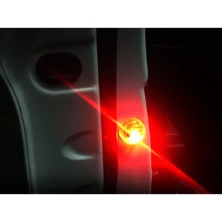 【防撞警示燈】2入 汽車用開車門警示燈 LED閃光燈 開門感應燈 免改裝飾燈 防追撞☆意樂舖☆