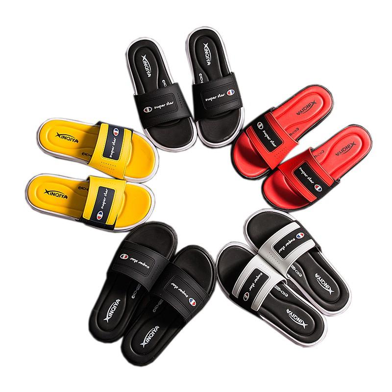 男拖鞋 防水拖鞋 防滑拖鞋 沙灘鞋 浴室拖鞋 EVA 防水 室內拖鞋 脫鞋 (HZ18802-2)
