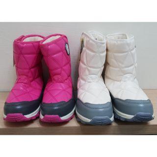 防水防滑雪靴