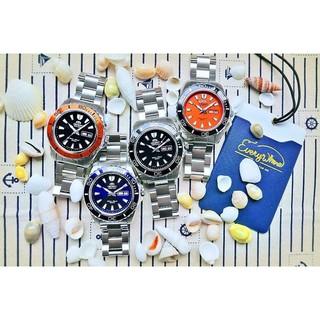 【 幸福媽咪 】ORIENT 東方錶 機械錶_黑色FEM75001B_藍色FEM75002D_橘色EM75001M