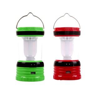 【現貨】太陽能野營燈充電馬燈戶外led帳篷燈手提露營燈