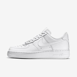【LOFT.CO】NIKE Air Force 低筒全白 鞋 315115112 235