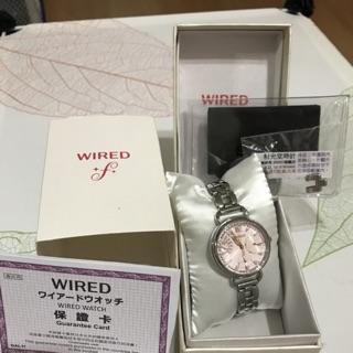 SEIKO WIRED女用錶
