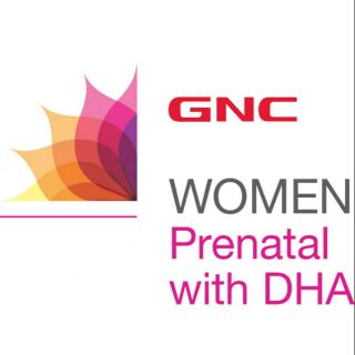 GNC, Prenatal Formula with DHA