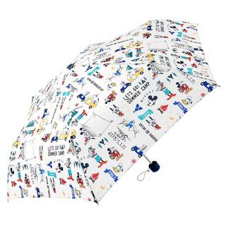 預購~日本迪士尼 米奇 唐老鴨 高飛狗 雨傘 摺疊雨傘 造型雨傘