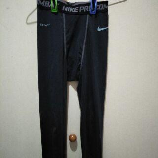 Nike運動束褲