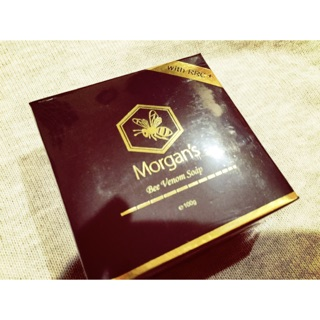 蜂毒皂 Morgan's Bee Venom Soap