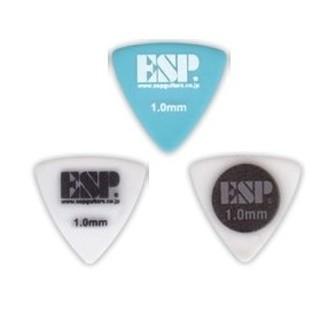 【大黃蜂】ESP TRIANGLE PICK 電吉他專用彈片 三片組 (PD-PS10/PD-10AL10)