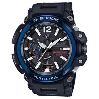 【金台鐘錶】CASIO卡西歐G-SHOCK 電波 GPS 藍芽 三重接收 (台灣公司貨)  GPW-2000-1A2