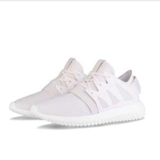 Adidas Tubular Viral W 全白 女生 慢跑鞋