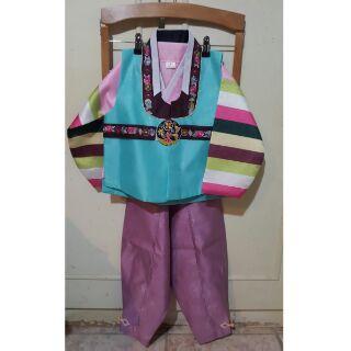韓服男童(傳統韓服)