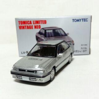 Tomytec 1/64 TLV LV-N132b SUBARU LEGACY GT 速霸路 Tomica
