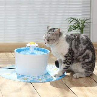 寵物飲水機智能貓咪用品餵水流動噴泉活水水盆貓用喝水器自動循環