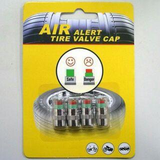 1組4顆120]國際標準規格 胎壓偵測帽 胎壓 顯示 監測 汽車 機車 胎壓帽 氣嘴蓋 氣門嘴帽