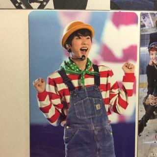 現貨/bts三期DVD小卡 碩珍
