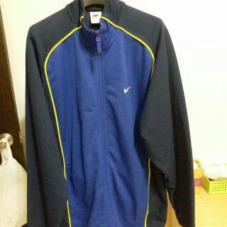 NIKE二手外套/藍色